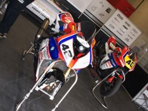 Box Motorrad Navarra 2012