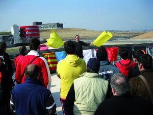 Curso reciclaje Circuito de Navarra 2012