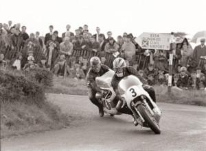 1968 Ulster GP Yamaha 250 (4 Cylinder)