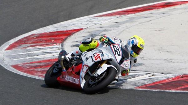 Copa Open de Motociclismo en el Circuito de Navarra