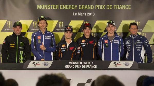 Rueda de Prensa Gran Premio de Francia 2013