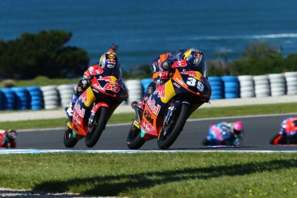 Salom, Moto3, Australian MotoGP 2013