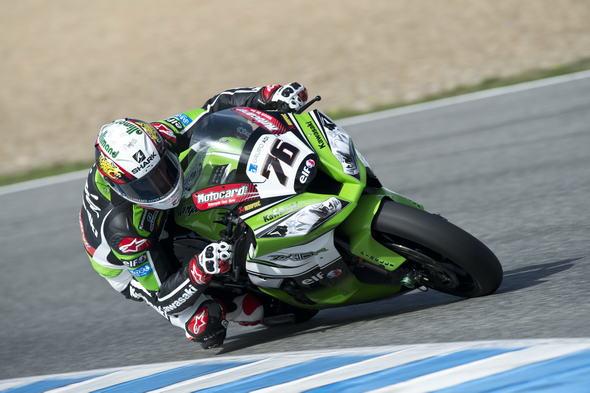 Test Kawasaki Jerez 2014 - 001