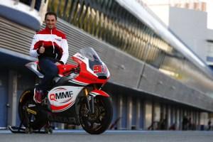 Román Ramos Test IRTA Jerez