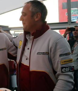 Michael Bartholemy, Team Manager del Team Marc VDS