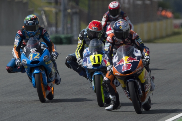 Moto3-Alemania