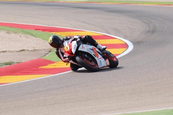 Aleix Aulestia Motorland Aragón