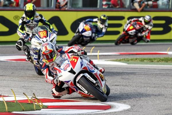 Fernandez Imola race