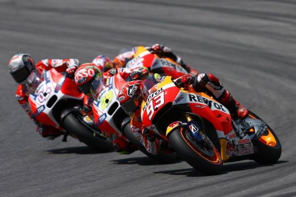 Marquez-Ducatis