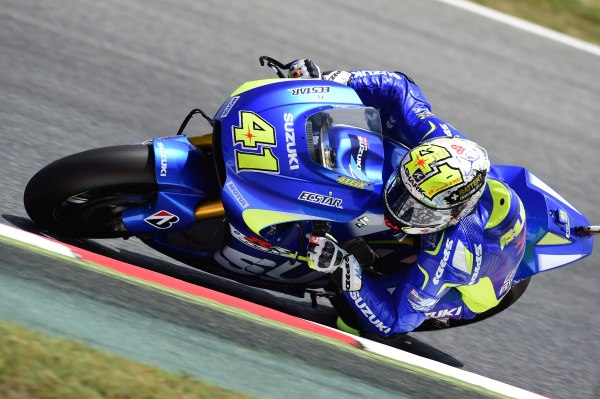 Aleix-Espargaro---Team-SUZUKI-ECSTAR---Catalan-MotoGP-FP2