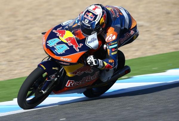 Oliveira, Moto3, Spanish MotoGP 2015