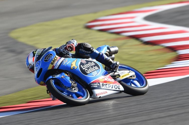 Navarro, British Moto3 2015