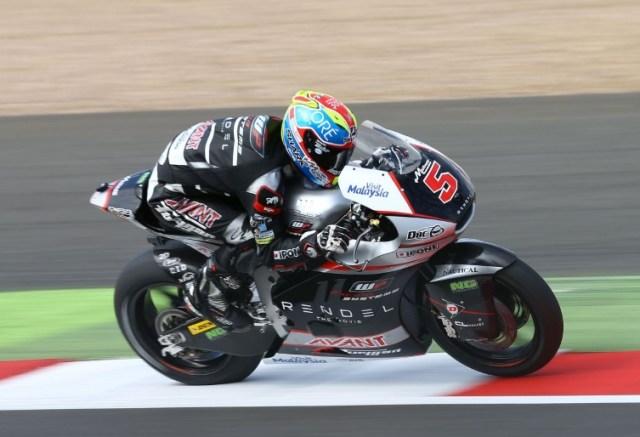 Zarco, Moto2, British MotoGP 2015