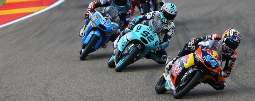 Oliveira, Moto3 race, Aragon MotoGP 2015