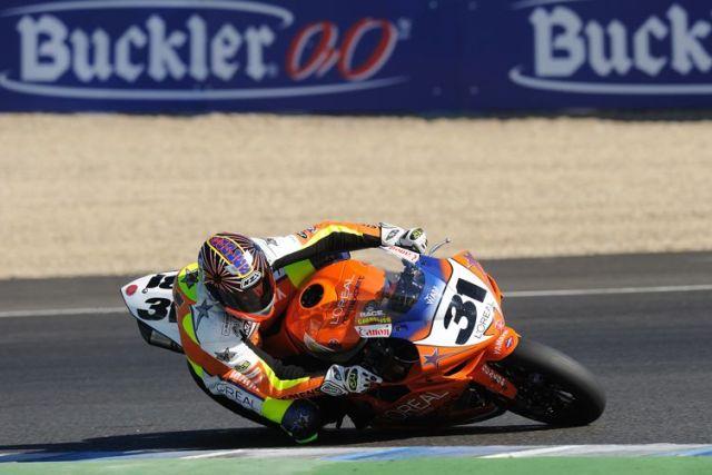 Ganador de la categoría Stock Extreme con el Team Laglisse y Yamaha