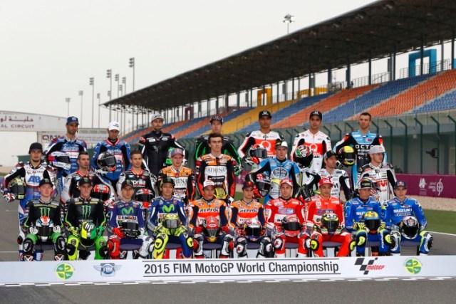 01 GP Qatar MotoGP 25 a 29 de marzo de 2015.