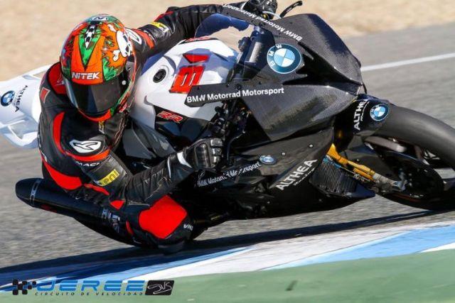 Jordi Torres BMW