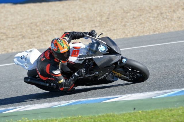 Jordi Torres BMW Team Althea