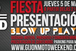 Fiesta Presentación MotoWeekend Gijón