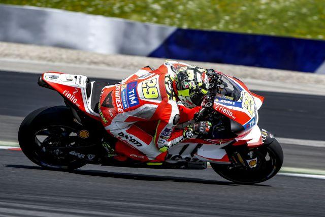 Andrea Iannone - © Ducati Press