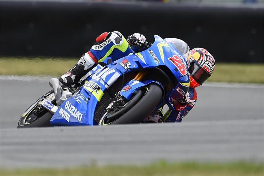 Maverick Viñales - Foto: © Suzuki Racing