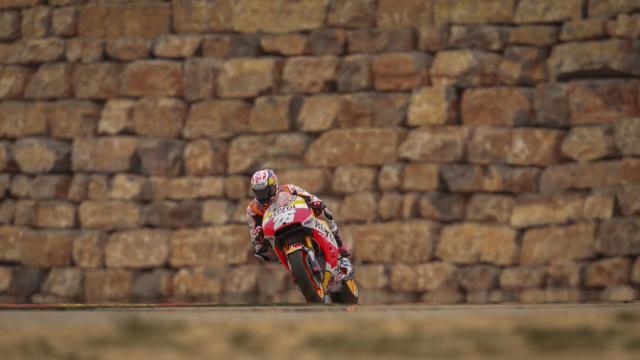 Dani Pedrosa - Foto: © MotoGp.Com