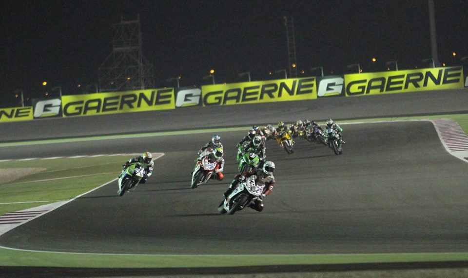 Alex Badolini Qatar