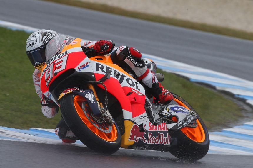 Marc Márquez, Pole position en el Gran Premio de Australia de MotoGp