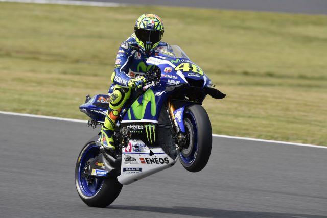 Valentino Rossi MotoGp Kotegi