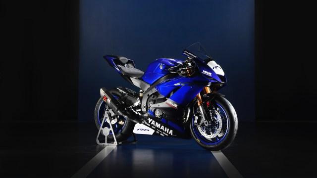 Yamaha R6 2017 Supersport