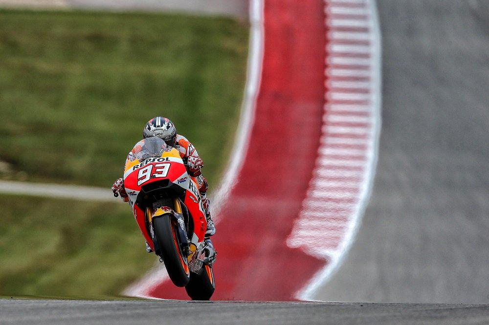Marc Márquez gana el Gran Premio de las Américas de MotoGp