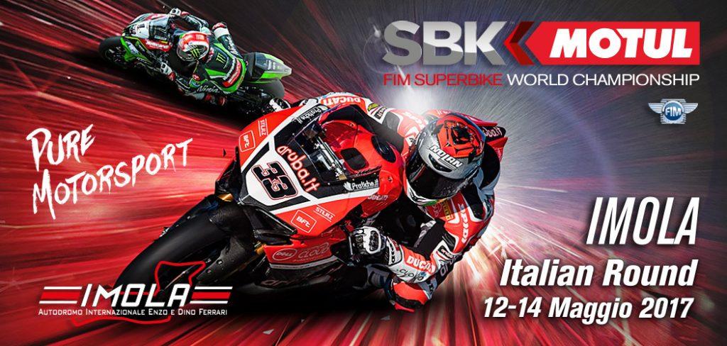 Horarios del Campeonato del Mundo de Superbike en Imola, Italia