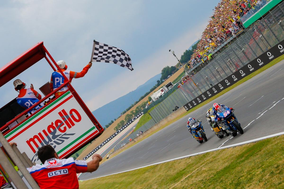 Moto2-Mugello