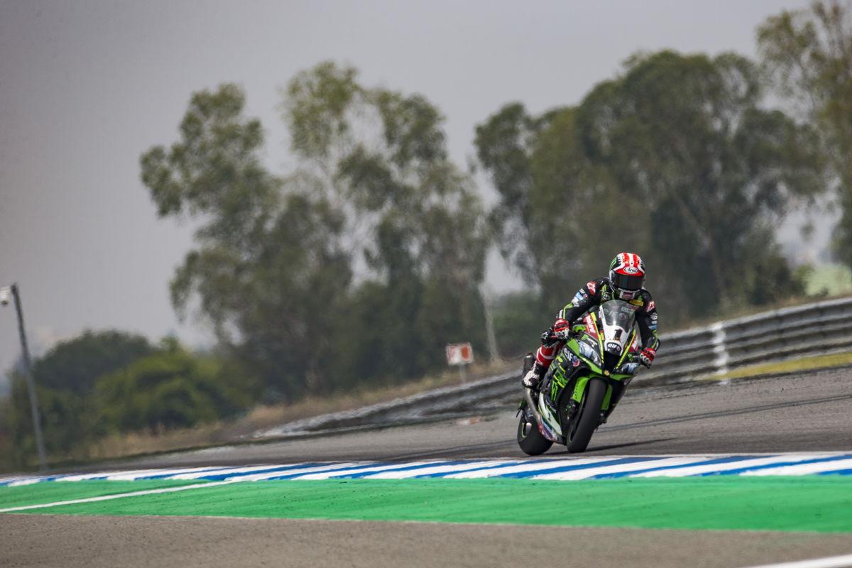 Jonathan Rea, ganador de la primera carrera de Superbikes en Tailandia