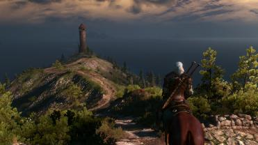 The_Witcher_3_Wild_Hunt_A_lonely_tower,_is_it_abandoned