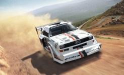 DiRT Rally Pikes Peak Audi Sport quattro S1 PP