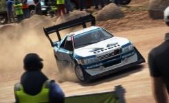 DiRT Rally Pikes Peak Peugeot 405 T16 PP