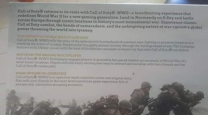 Call of Duty: WWII – Se filtra más información sobre la campaña y el