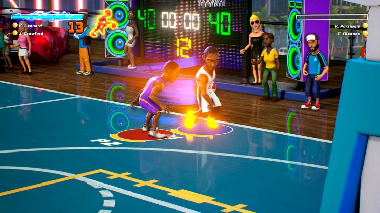NBA Playgrounds 3