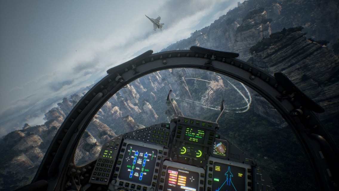 Ace Combat 7 Skies Unknown Screen 20