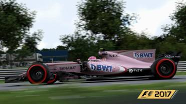 F1 2017 Force India Previews 2