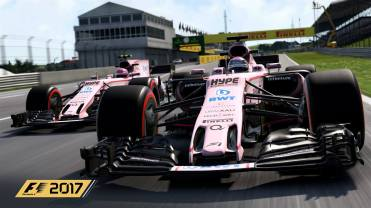 F1 2017 Force India Previews 8
