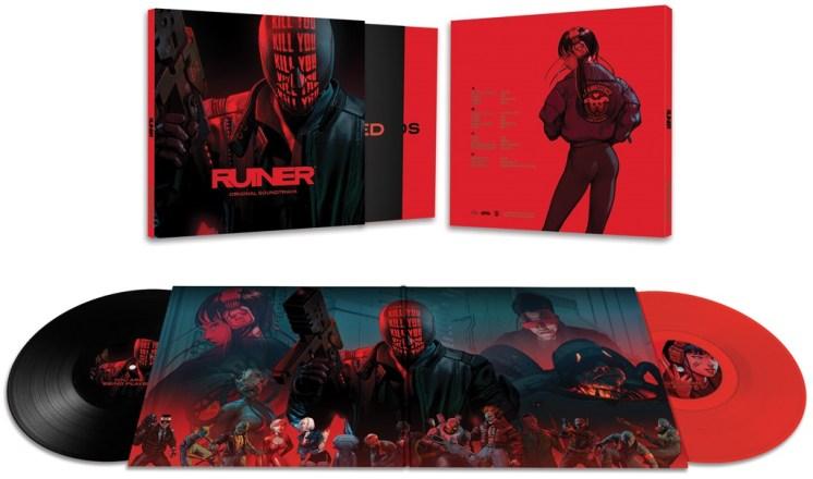 RUINER Vinyl Set