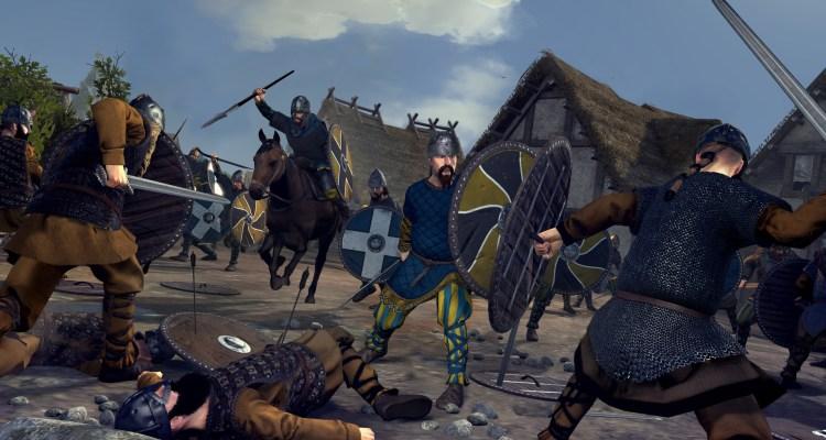 Nuevo Trailer de Total War Thrones of Britannia
