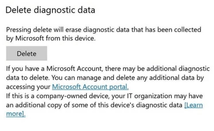 Delete-diagnostic-data-Build-17093
