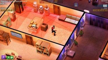 Hacktag - Laser Room