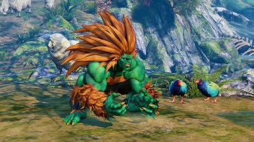 Street Fighter V Blanka Screen 2