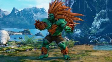 Street Fighter V Blanka Screen 5