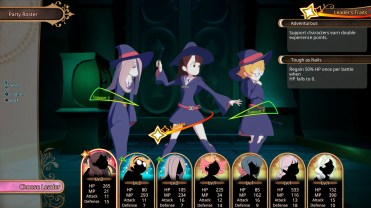 Little Witch Academia Chamber of Time Screen 2