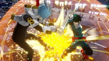 My Hero Ones Justice Screen 1